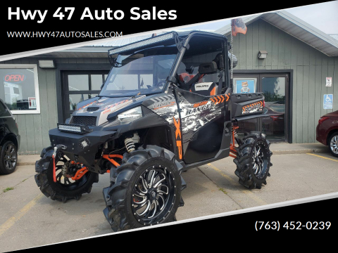 2016 Polaris 1000xp  for sale at Hwy 47 Auto Sales in Saint Francis MN