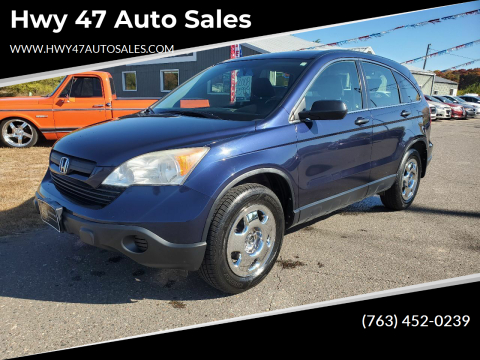 2008 Honda CR-V for sale at Hwy 47 Auto Sales in Saint Francis MN