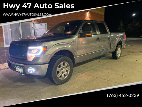 2011 Ford F-150 for sale at Hwy 47 Auto Sales in Saint Francis MN