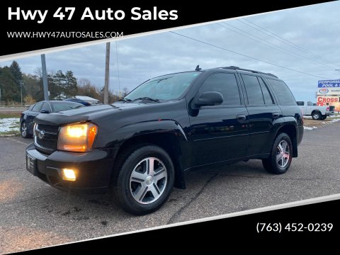 2006 Chevrolet TrailBlazer for sale at Hwy 47 Auto Sales in Saint Francis MN