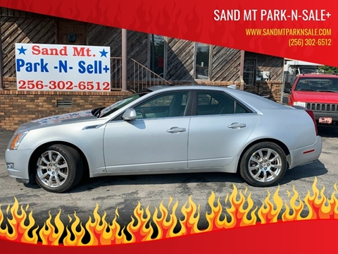 2009 Cadillac CTS for sale in Boaz, AL