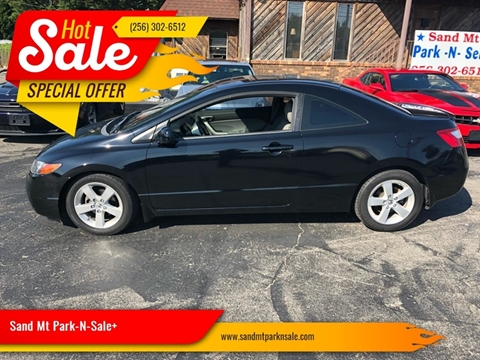2008 Honda Civic for sale in Boaz, AL