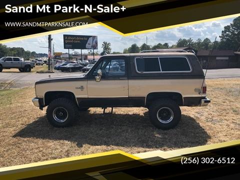 1985 Chevrolet Blazer for sale in Boaz, AL