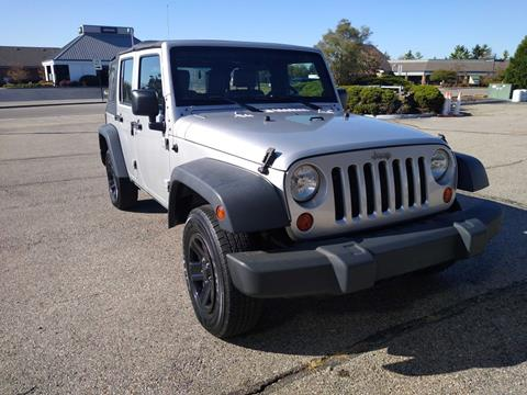 2007 Jeep Wrangler Unlimited for sale in West Chester, OH