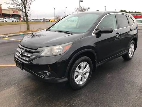2013 Honda CR-V for sale at DriveSmart Auto Sales in West Chester OH