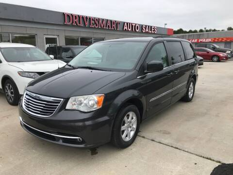 2011 Chrysler Town and Country for sale at DriveSmart Auto Sales in West Chester OH