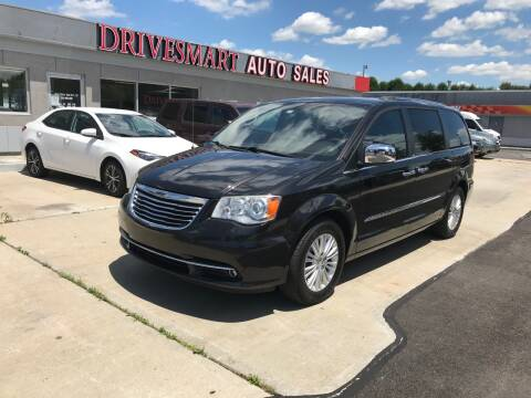 2014 Chrysler Town and Country for sale at DriveSmart Auto Sales in West Chester OH