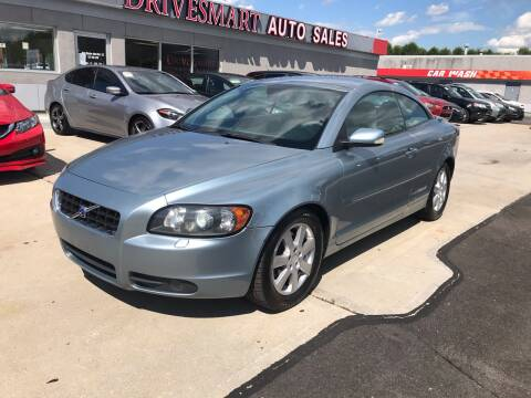 2007 Volvo C70 for sale at DriveSmart Auto Sales in West Chester OH