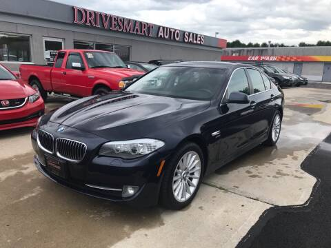 2012 BMW 5 Series for sale at DriveSmart Auto Sales in West Chester OH