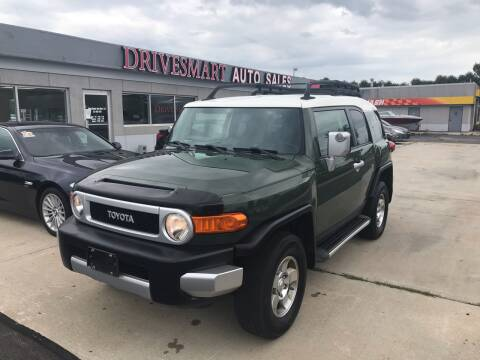 2010 Toyota FJ Cruiser for sale at DriveSmart Auto Sales in West Chester OH