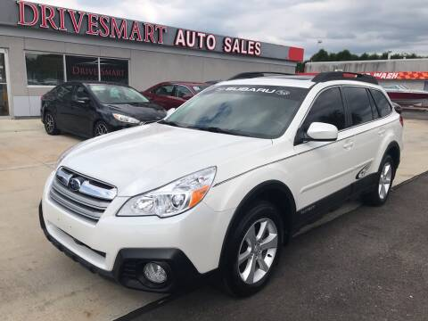 2014 Subaru Outback for sale at DriveSmart Auto Sales in West Chester OH