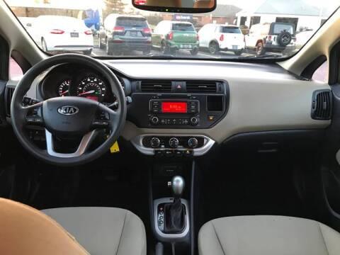2015 Kia Rio