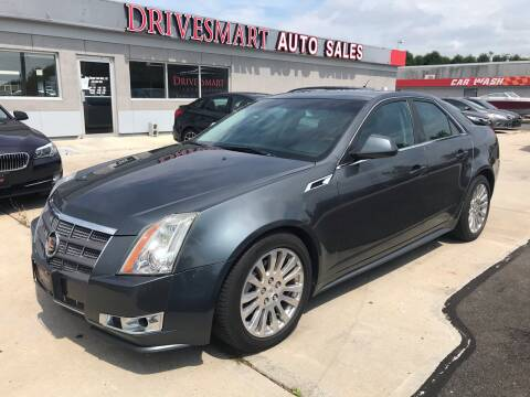 2011 Cadillac CTS for sale at DriveSmart Auto Sales in West Chester OH