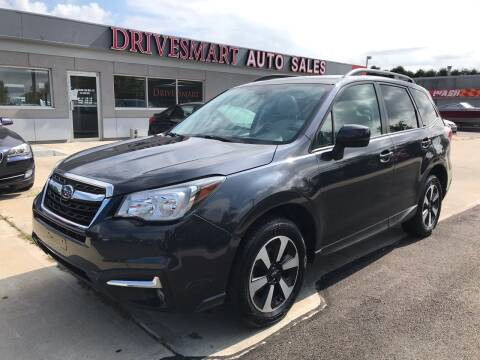 2018 Subaru Forester for sale at DriveSmart Auto Sales in West Chester OH