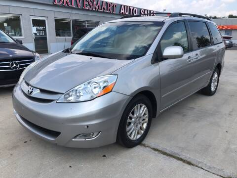 2009 Toyota Sienna for sale at DriveSmart Auto Sales in West Chester OH