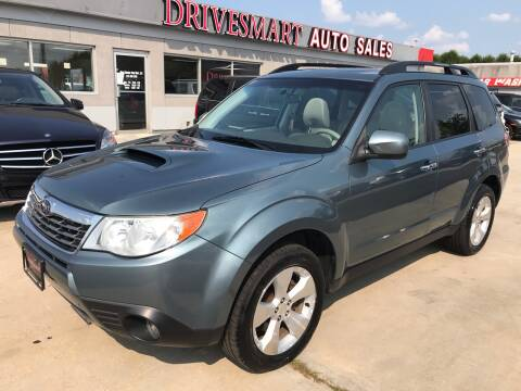 2010 Subaru Forester for sale at DriveSmart Auto Sales in West Chester OH