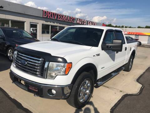 2011 Ford F-150 for sale at DriveSmart Auto Sales in West Chester OH