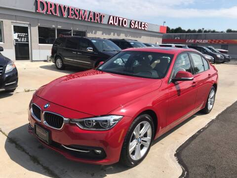 2016 BMW 3 Series for sale at DriveSmart Auto Sales in West Chester OH