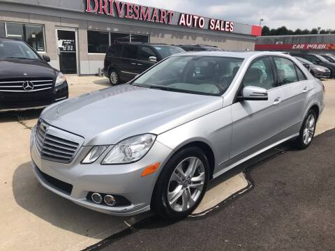 2011 Mercedes-Benz E-Class for sale at DriveSmart Auto Sales in West Chester OH