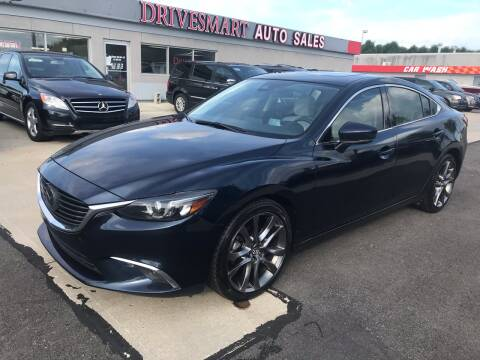 2017 Mazda MAZDA6 for sale at DriveSmart Auto Sales in West Chester OH