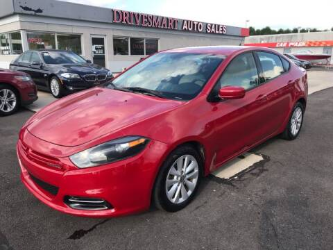 2014 Dodge Dart for sale at DriveSmart Auto Sales in West Chester OH