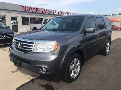 2014 Honda Pilot for sale at DriveSmart Auto Sales in West Chester OH