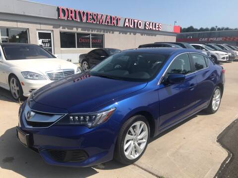 2018 Acura ILX for sale at DriveSmart Auto Sales in West Chester OH