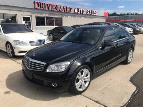 2011 Mercedes-Benz C-Class for sale at DriveSmart Auto Sales in West Chester OH