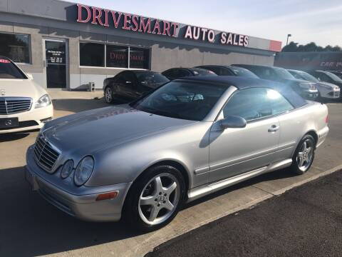 2003 Mercedes-Benz CLK for sale at DriveSmart Auto Sales in West Chester OH