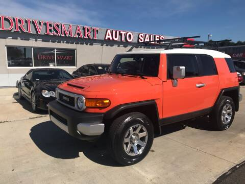 2014 Toyota FJ Cruiser for sale at DriveSmart Auto Sales in West Chester OH