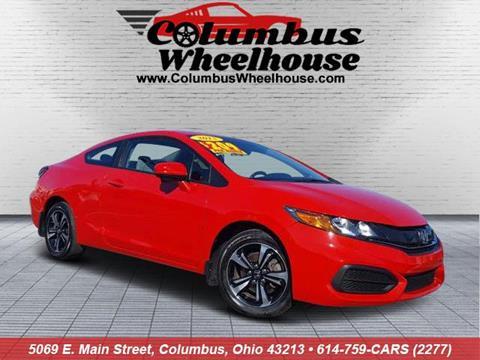 2015 Honda Civic for sale in Columbus, OH