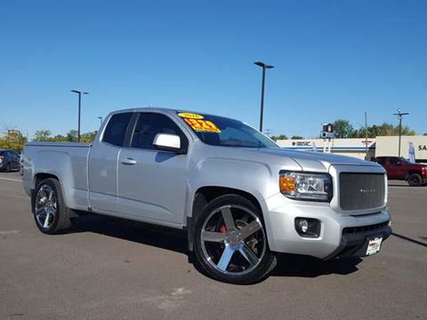 2016 GMC Canyon for sale in Columbus, OH