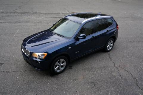 2011 BMW X3 for sale at EuroMotors LLC in Lee MA