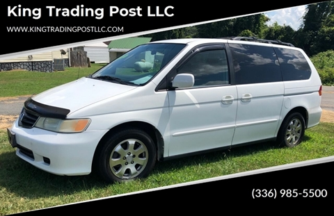2004 Honda Odyssey for sale in King, NC