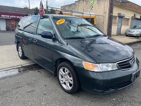 2003 Honda Odyssey for sale in Newark, NJ