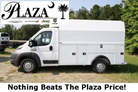 2018 RAM ProMaster Cutaway Chassis for sale in Orangeburg, SC