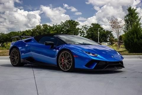 2019 Lamborghini Huracan For Sale In Sarasota Fl