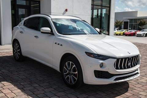 2017 Maserati Levante for sale in Sarasota, FL