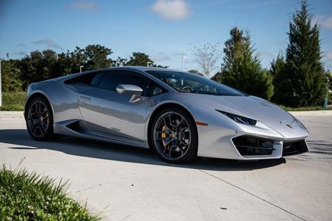 2019 Lamborghini Huracan for sale in Sarasota, FL