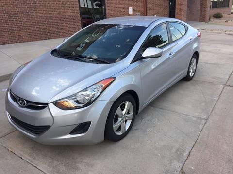 Salina Used Cars >> 2012 Hyundai Elantra For Sale In Denver Co