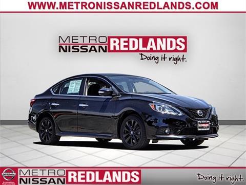 2018 Nissan Sentra for sale in Redlands, CA
