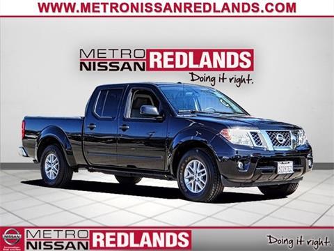 2016 Nissan Frontier for sale in Redlands, CA