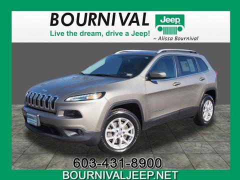 2017 Jeep Cherokee for sale in Portsmouth, NH