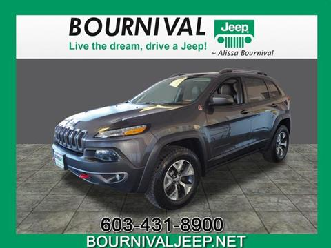 2015 Jeep Cherokee for sale in Portsmouth, NH