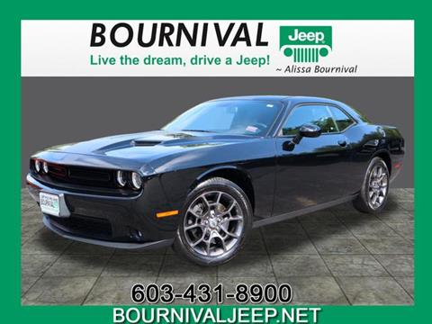 2018 Dodge Challenger for sale in Portsmouth, NH