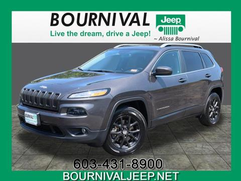 2018 Jeep Cherokee for sale in Portsmouth, NH