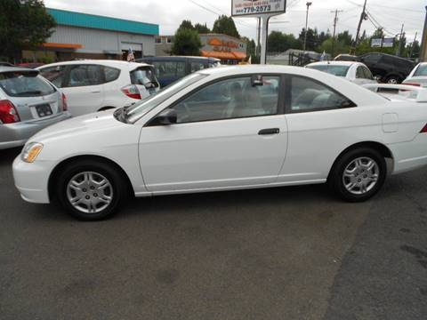 2001 Honda Civic for sale in Salem, OR