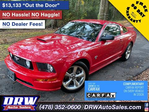 2009 Ford Mustang for sale in Fort Valley, GA