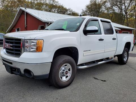 2010 GMC Sierra 2500HD for sale in Fairhaven, MA