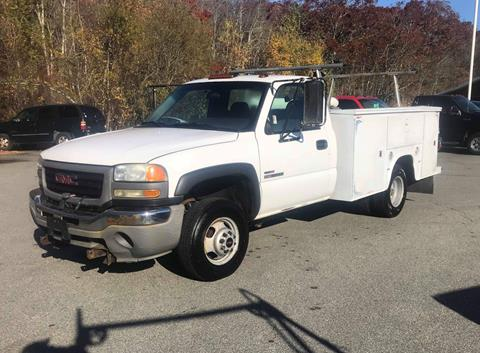 2004 GMC Sierra 3500 for sale in Fairhaven, MA